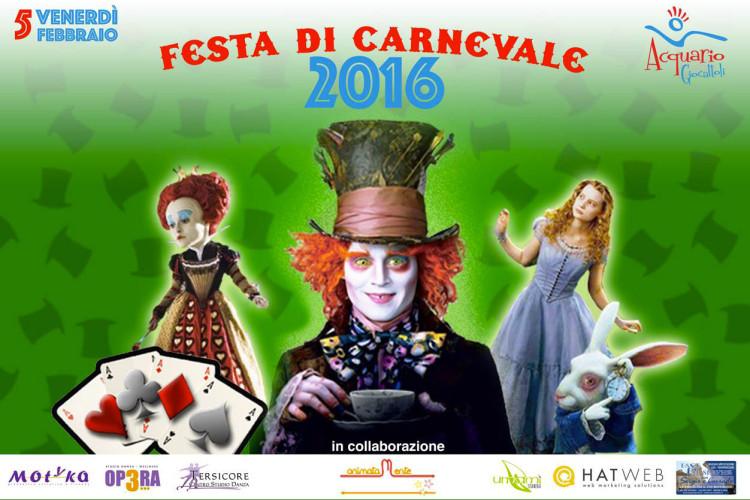 Il Carnevale di Acquario 2016